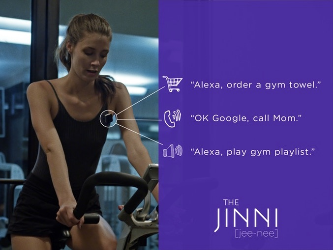 Kickstarter project Jinni