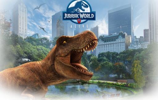 Jurassic World Alive-game