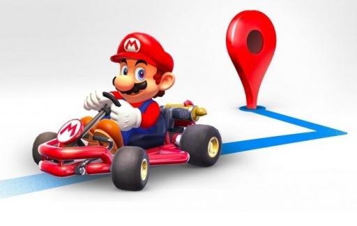 Mario Maps