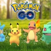 Pokémon starters uit de Kanto-regio.
