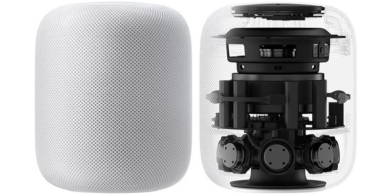 HomePod intern