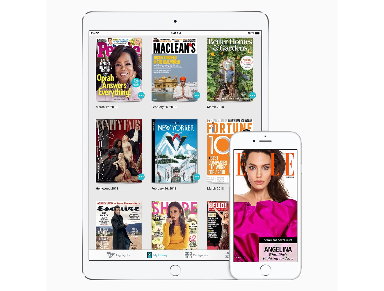 Texture tijdschriften overname.