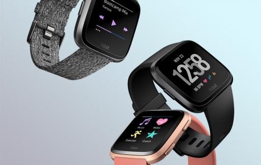 Fitbit Versa modellen