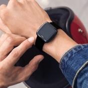 Fitbit Versa black aluminium