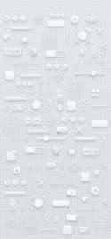 WWDC 2018 wallpaper iPhone X no logo