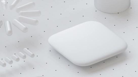 Tablet of steen in WWDC 2018 uitnodiging.
