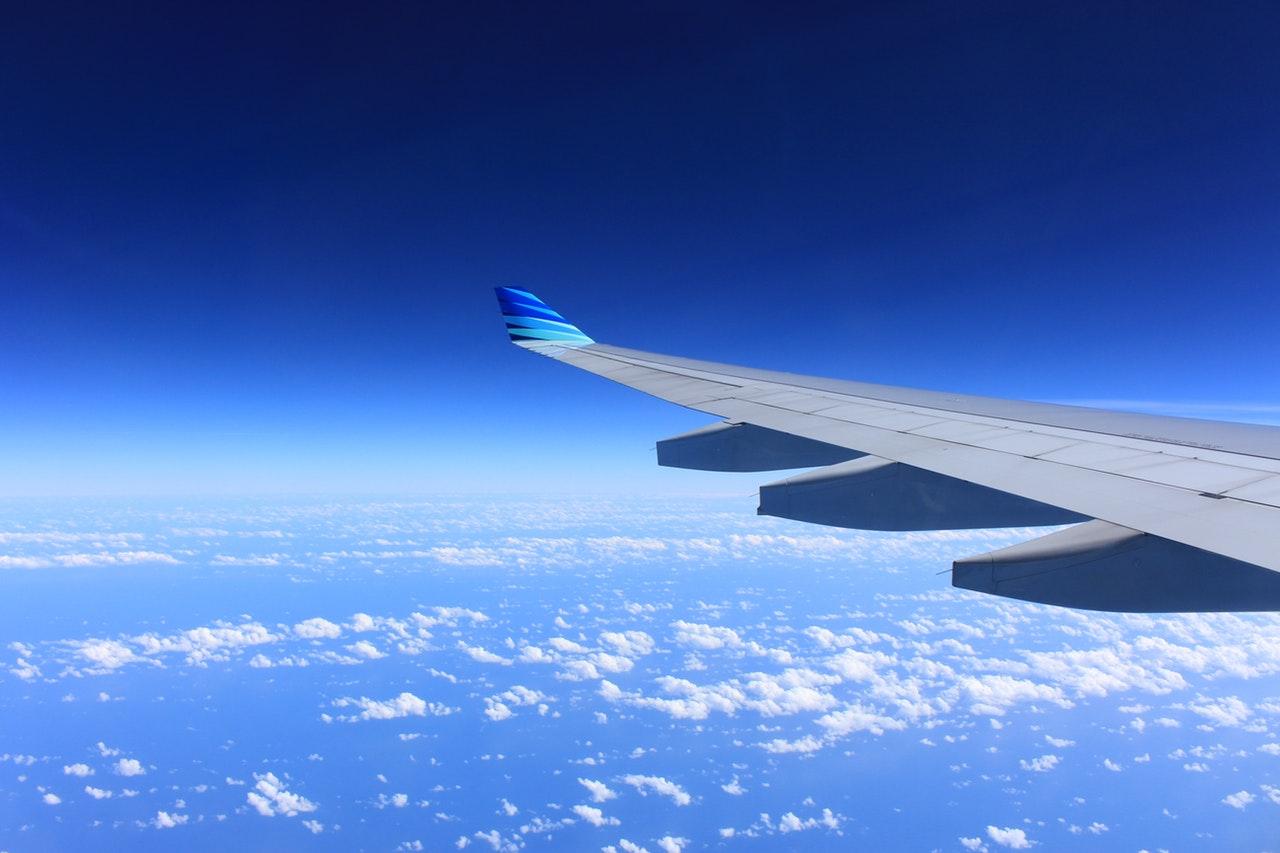 Vliegen met vliegangst