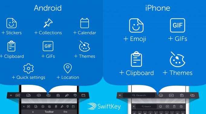 SwiftKey update