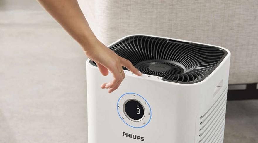 Philips luchtreiniger 5000i