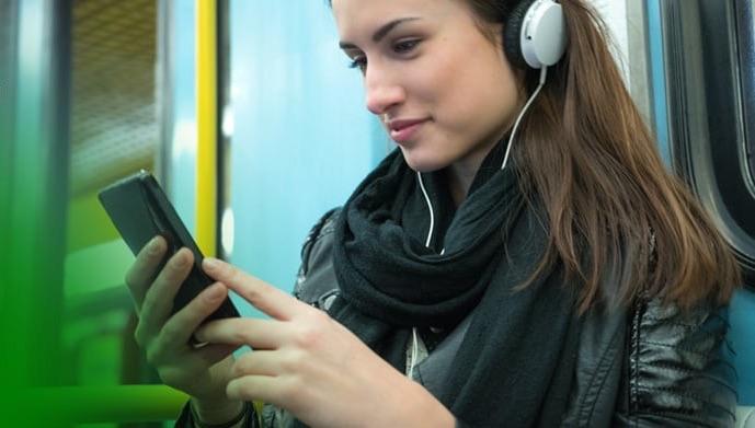 App voor Interactieve TV van KPN.