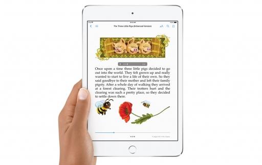 iBooks voor iPad.