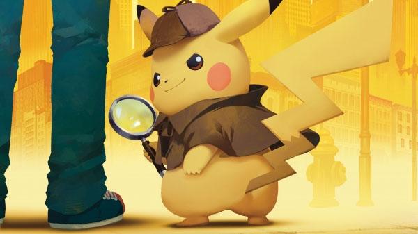 Detective Pikachu.