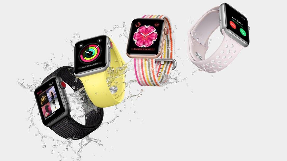 Apple Watch voorjaar 2018