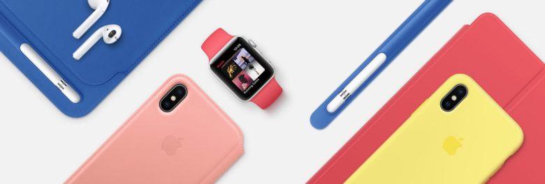 Apple producten buitenland