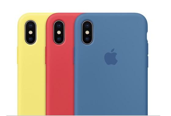 iPhone X hoesje lente 2018.