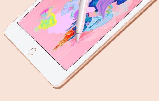 iPad 2018 met Pencil