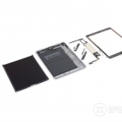 iPad 2018 teardown van iFixit.