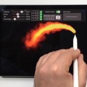 Viool spelen met de Apple Pencil met Pen2Bow