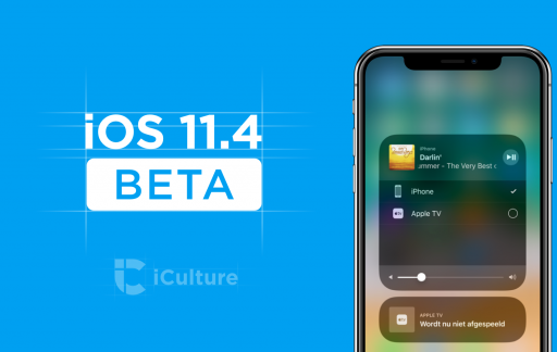 iOS 11.4 beta.