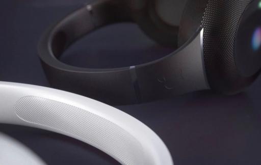Concept Apple koptelefoon door Curved
