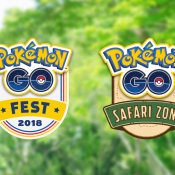 Pokemon Go Summer Tour 2018.