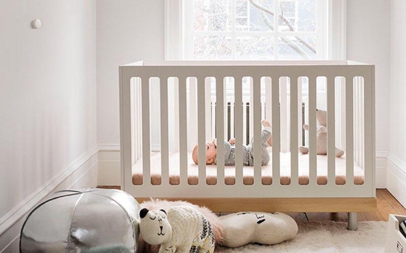 Nest Temperature Sensor babykamer