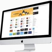 Mac App Store op een iMac