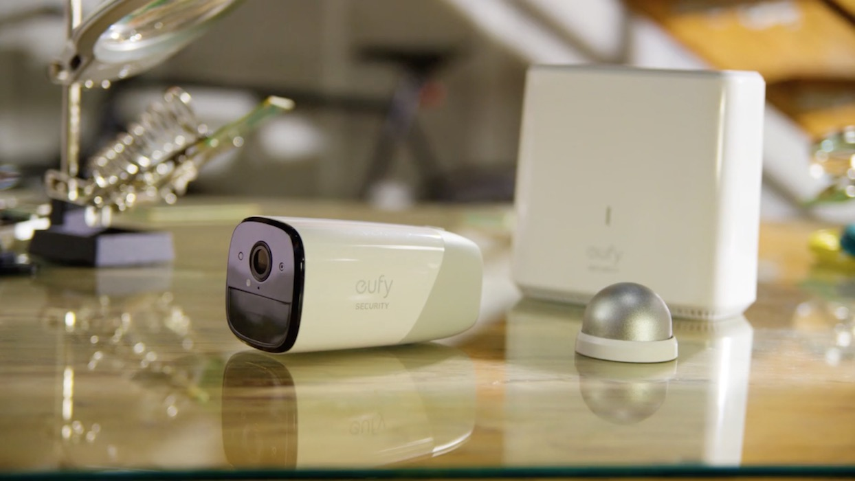 EverCam: draadloze beveiligingscamera doet een jaar met een batterij