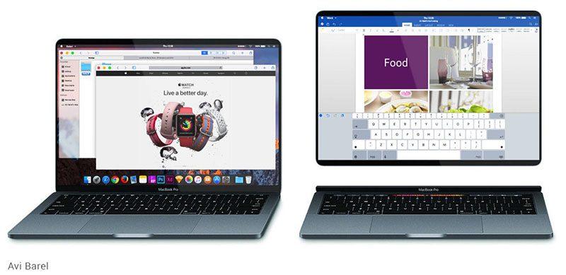 iPad en Mac samenvoegen