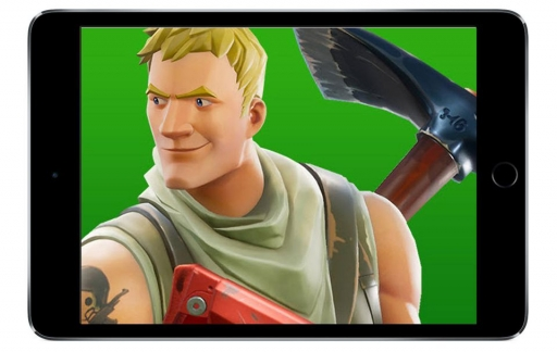 Fortnite iPad