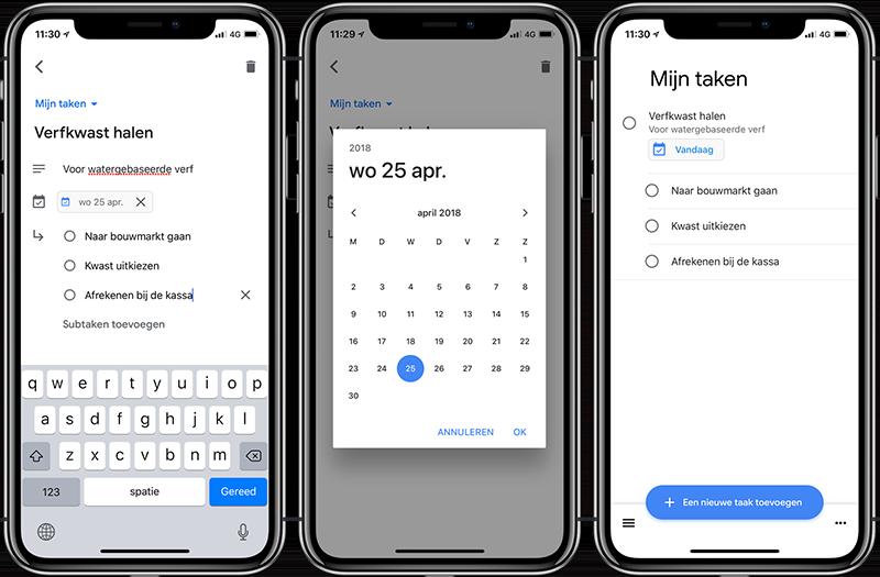 Google Taken-app