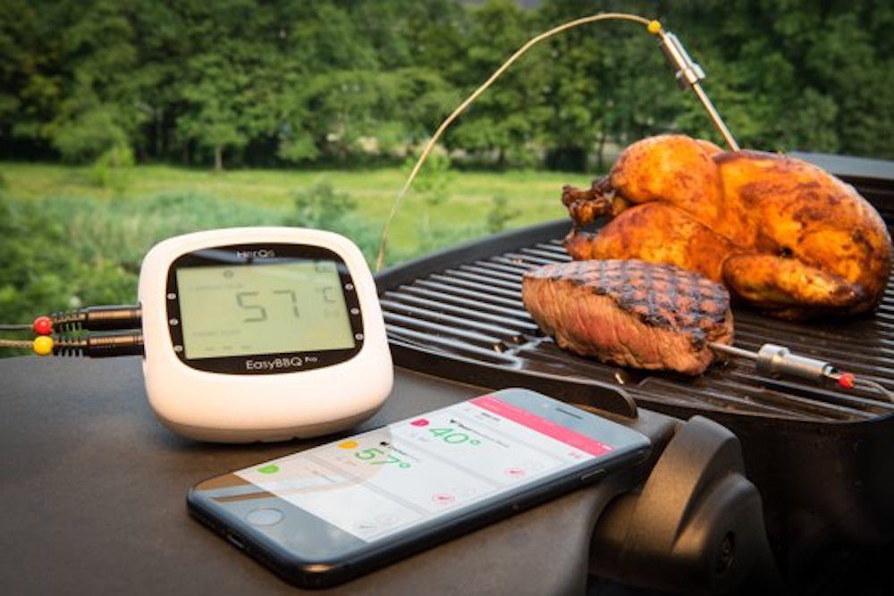 HerQs EasyBBQ thermometer
