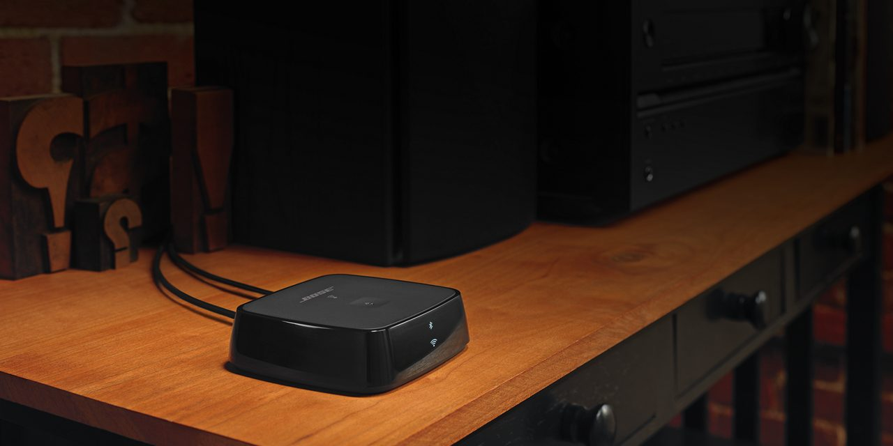Bose Soundtouch-adapter