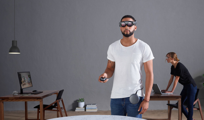Magic Leap AR