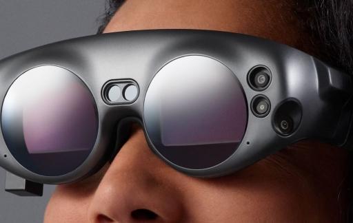 AR/VR-bril