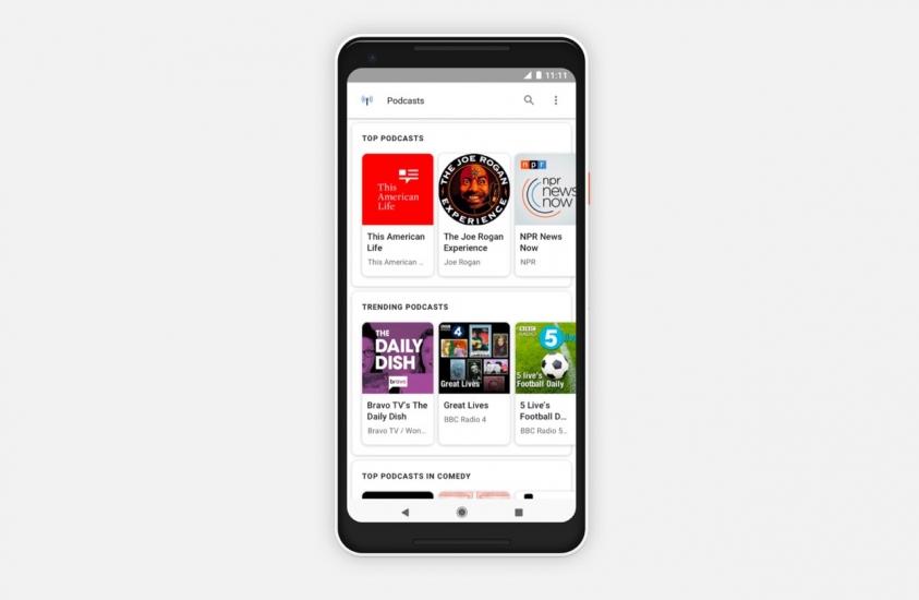 Google wil podcast-luisteraars verdubbelen