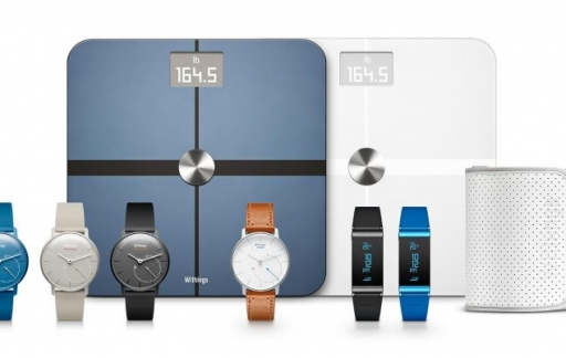 Withings en Nokia Health
