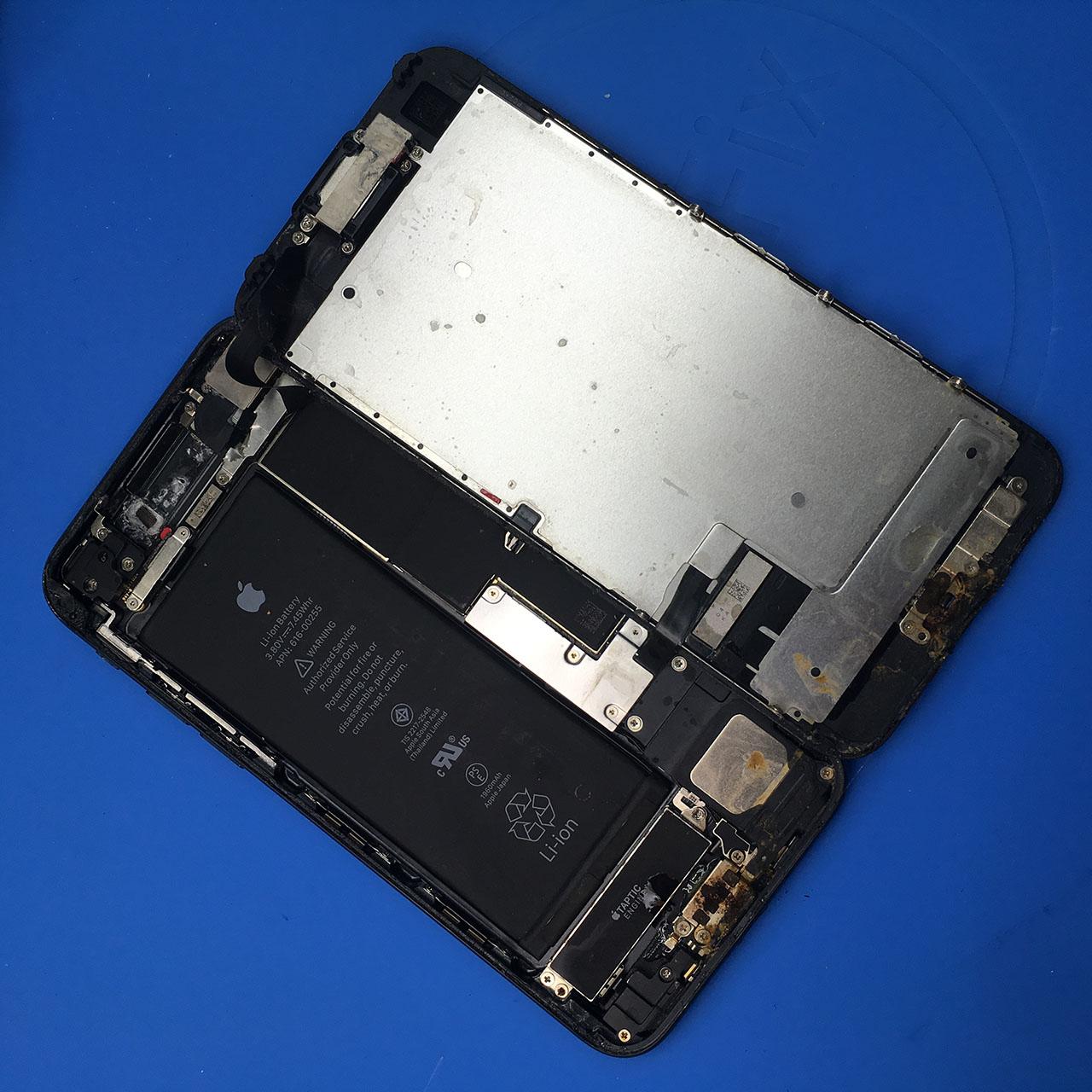 Waterschade iPhone 7