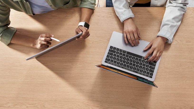 Apple Store Macbook en iPad