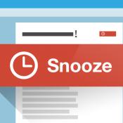 Gmail snooze functie