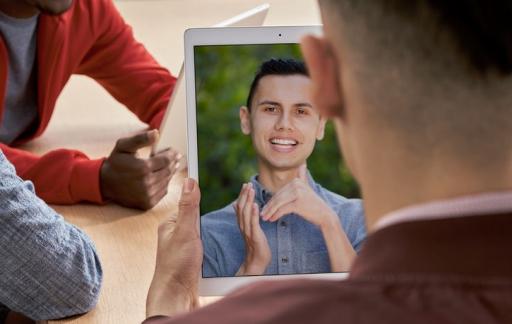 Toegankelijkheid op de iPad
