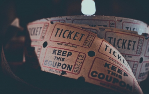 Tickets en toegangskaartjes.