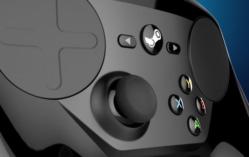 Steam Link controller