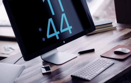 WatchOS X screensavers voor de Mac.