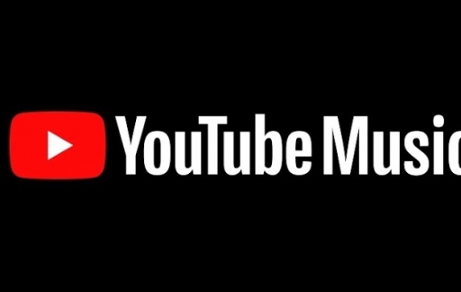 YouTube Music logo.