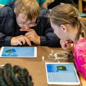 Everyone Can Code leerlingen met beperking