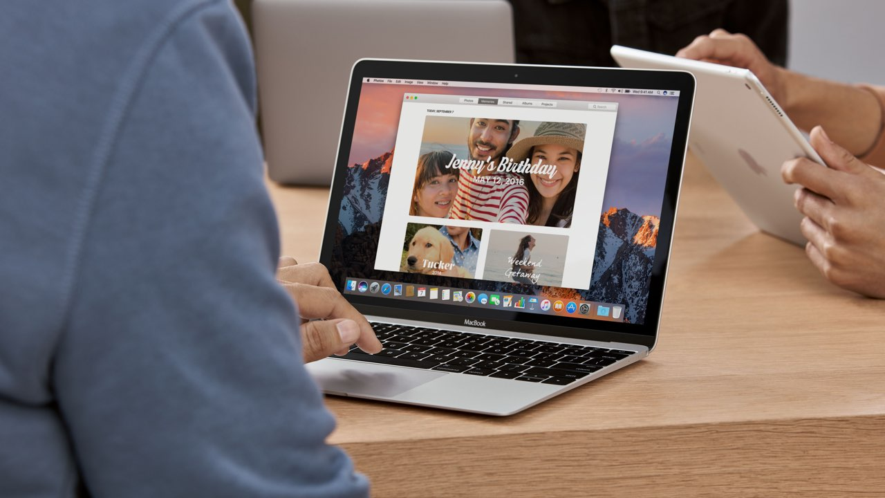 Foto's verbergen op de Mac