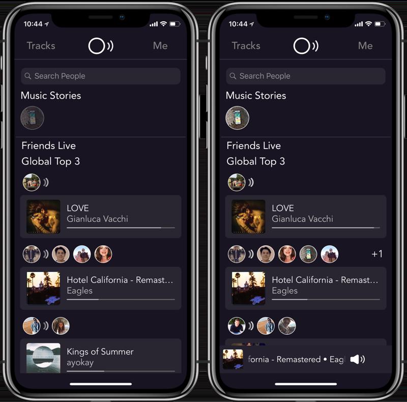 We:fm app: meeluisteren met nummer