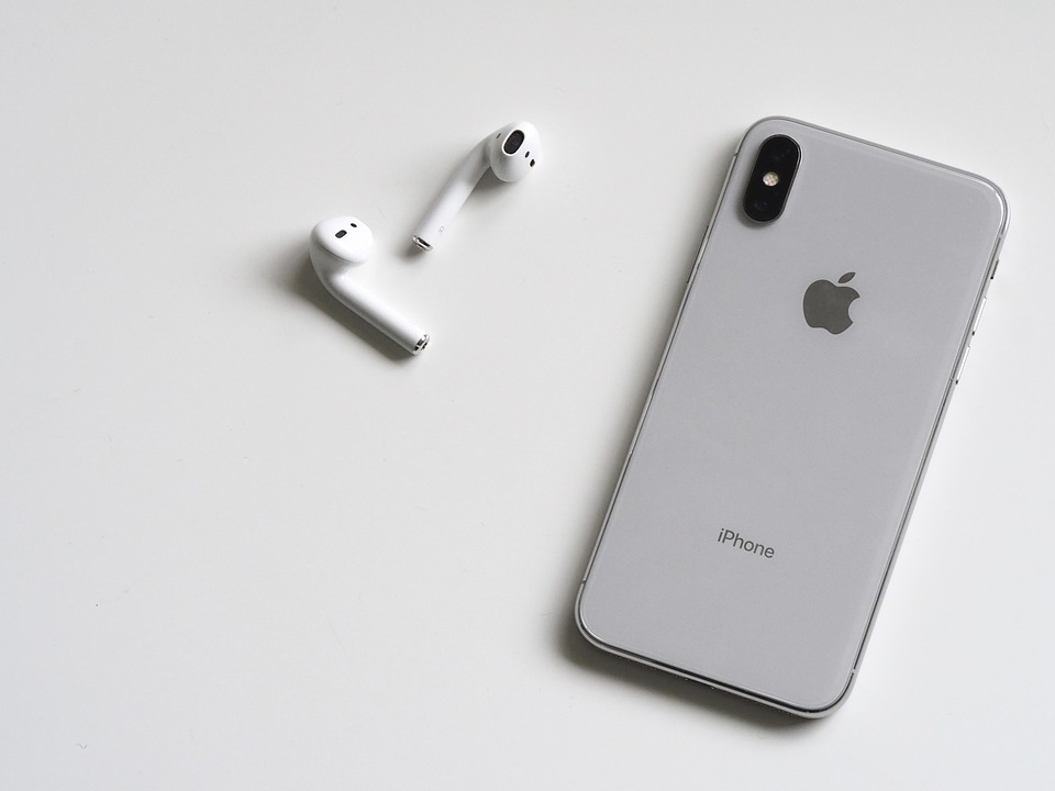 AirPods met iPhone