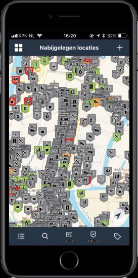 Beste apps voor roelstoelgebruikers Wheelmap